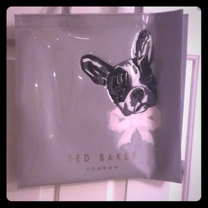 NWOT Ted Baker Bulldog shopper